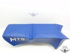 Honda MT5 MT 5 Sitzbank Bezug Blau Sitzbankbezug NEU *