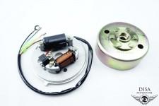 Lichtmaschine mit Polrad MBK Motobecane Mobylette 88 51 AV10 AV 7 10 Motor NEU *