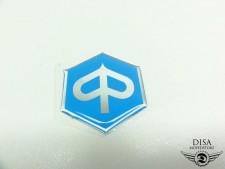 NEU Original Piaggio Emblem Sticker Logo Free NRG NTT Sfera TPH Typhoon Zip *