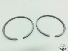 Puch Maxi Kolbenringe 38 x 2.0 C Kolbenring Kolben Ring Satz NEU *
