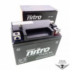 Batterie Rollerbatterie Gelbatterie 12V 4AH für Piaggio TPH 50 NEU *