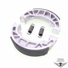 Bremsbacken Bremsbeläge 110x25 für Piaggio TPH 50 NEU *