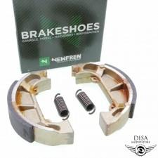 Bremsbacken Bremsbeläge hinten für Piaggio TPH 50 NEU *