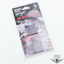 Bremsklötze vorne Malossi Bremsbelag Satz für Yamaha Aerox und MBK Nitro NEU *