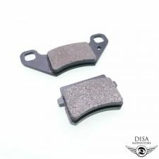 Bremsklötze Bremsbeläge Bremsbelag Satz für Peugeot Kisbee NEU *
