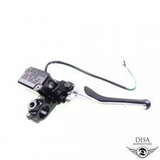 Bremspumpe rechts Bremszylinder für Yamaha Aerox und MBK Nitro NEU *