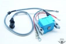 Zündung CDI Zündspule ohne E-Starter für Hercules Saxonette Spartamet NEU *
