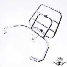 Gepäckträger klappbar Chrom für Piaggio Vespa LX 50 - 150 NEU *