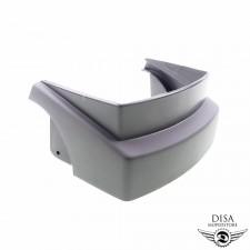 Heckverkleidung Spritzschutz Grau Original für Piaggio Vespa PX NEU *