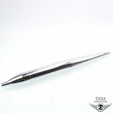 Auspuff 28mm Zigarrenauspuff für Kreidler Florett NEU *