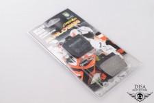 Bremsklötze hinten Malossi Bremsbelag Satz für Yamaha Aerox und MBK Nitro NEU *