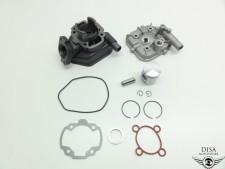 Peugeot Speedfight 1 2 LC Zylinder Zylinderkopf Kolben Wassergekühlt NEU *