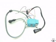 Zündung CDI Zündspule mit E-Starter für Hercules Saxonette Spartamet NEU *