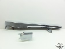Zündapp 529 530 Chrom Kettenschutz Kettenkasten C GTS KS 50 80 NEU *