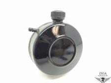 Benzintank aus Metall mit Tankdeckel Schwarz für Velosolex Velo Solex NEU *