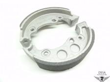 Bremsbacken 120x25 Bremsbeläge für Zündapp R50 R 50 NEU *