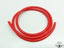 Benzinschlauch 1 Meter 5x8 rot für Piaggio TPH 50 NEU *