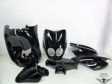 Yamaha Neos MBK Ovetto Verkleidungssatz Set Front Seiten Schutzblech Lenker *