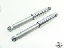 Stoßdämpfer 310mm IMCA Federbeine Grau für Zündapp Bergsteiger M25 M50 NEU *