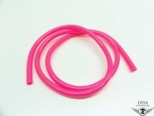 Benzinschlauch 1 Meter 5x8 pink für Piaggio TPH 50 NEU *