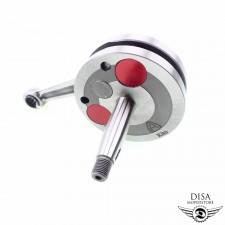 Kurbelwelle von Rito Vollwange mit 42mm Hub für Sachs 50/2 Handschaltung NEU *