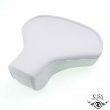 Sattelbezug Sattel Decke Gummi Grau für Velosolex Velo Solex NEU *