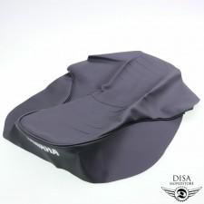 Sitzbankbezug schwarz für Yamaha RD50 RD 50 MX NEU *