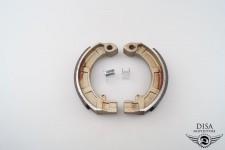 Piaggio 50 Vespa PK 50 XL2 Schaltung Bremsbacken Newfren NEU *
