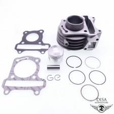 Zylinder 50ccm für GY6 50ccm China 4-Takt Roller NEU *