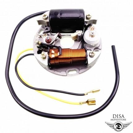 Zündung 6V 17W Lichtmaschine für Hercules Prima M 2 3 4 5 S NEU *