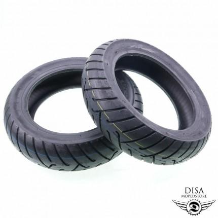 2 x Roller Sommer Reifen 120/70-12 und 130/70-12 - Peugeot Speedfight 2 NEU *